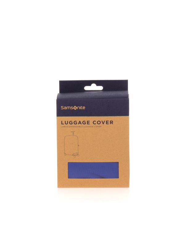 SAMSONITE COVER VALIGIA GLOBAL TA CO1013 41 BLU LARGE