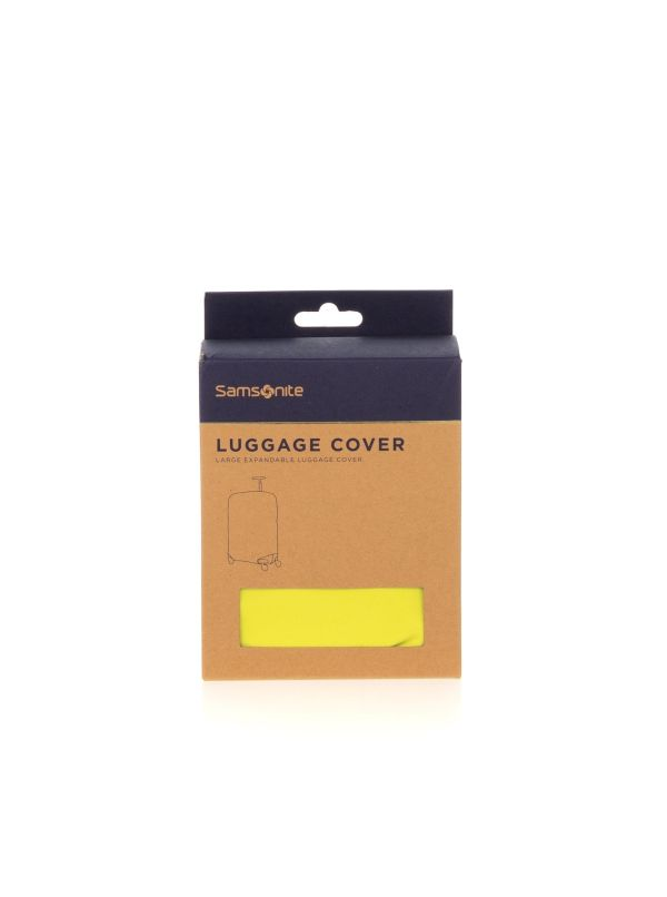 SAMSONITE COVER VALIGIA GLOBAL TA CO1013 74 GIALLA LARGE