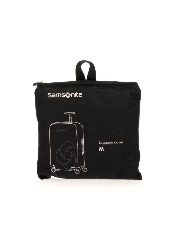 SAMSONITE COVER VALIGIA GLOBAL TA CO1010 09 NERO MEDIUM