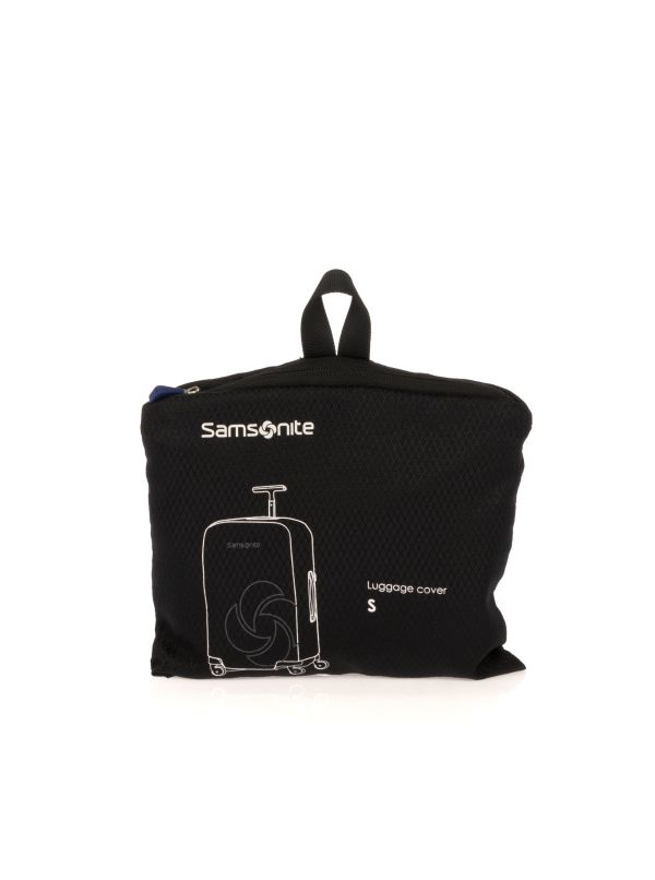 SAMSONITE COVER VALIGIA GLOBAL TA CO1011 09 NERO SMALL