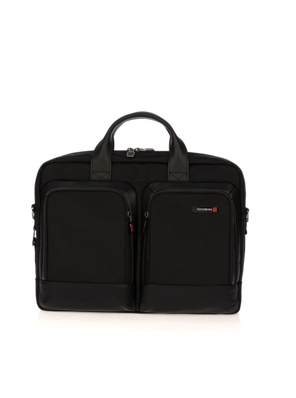 SAMSONITE BORSA BUSINESS SAFTON CS4001 09 NERO