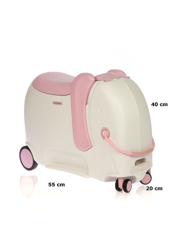 SAMSONITE BAGAGLIO A MANO BIMBA CT2001-80 DREAM RIDER DELUXE