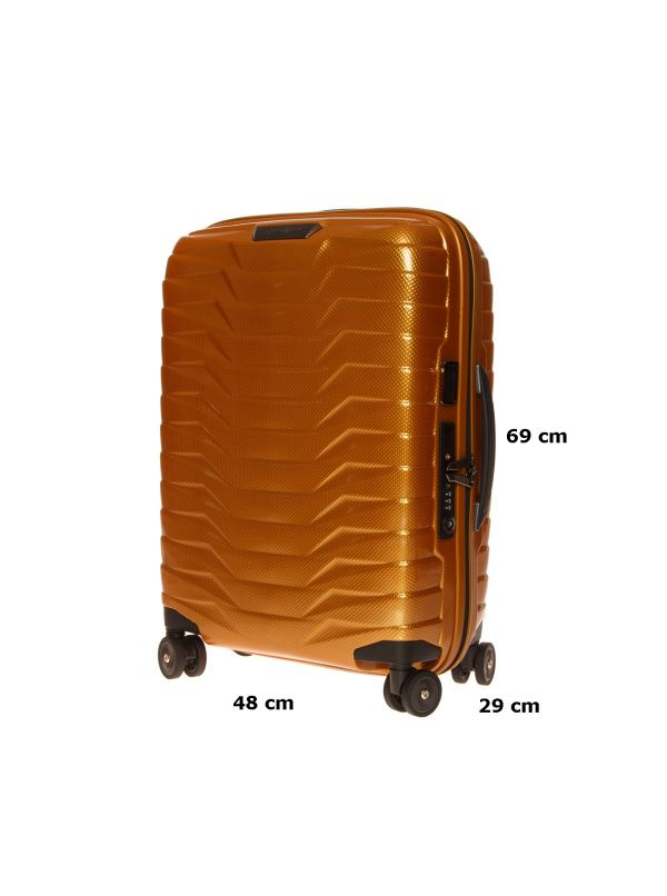 SAMSONITE TROLLEY MEDIO CW6002-6 PROXIS HONEY GOLD
