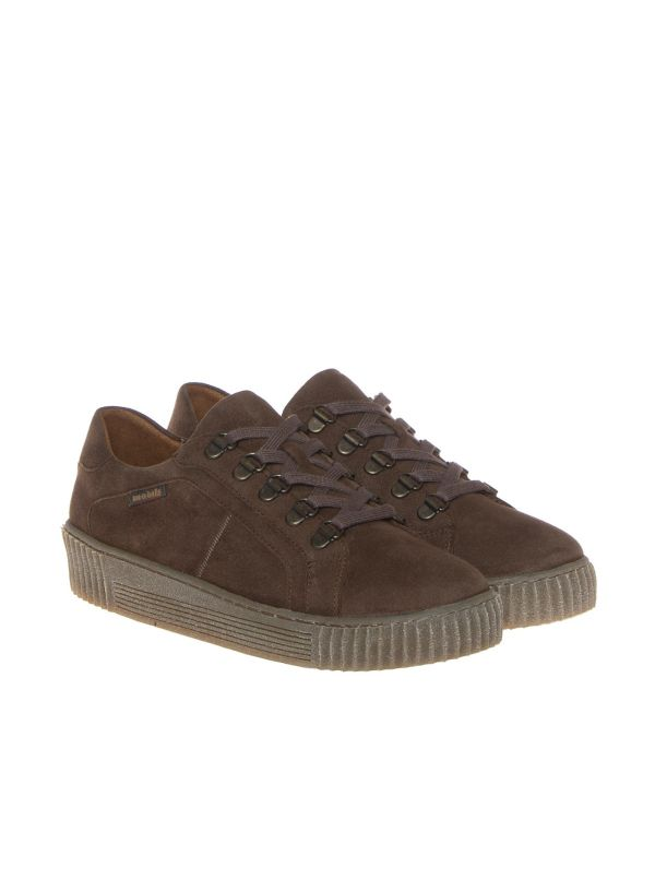 MEPHISTO SNEAKERS CASUAL DONNA EDENA TAUPE