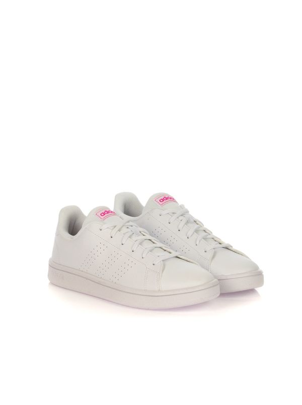 ADIDAS SNEAKERS DONNA STAN SMITH EE7512 BIANCO FUCSIA