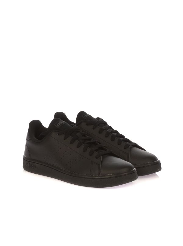 ADIDAS SNEAKERS UOMO EE7693 ADVANTAGE BASE NERO