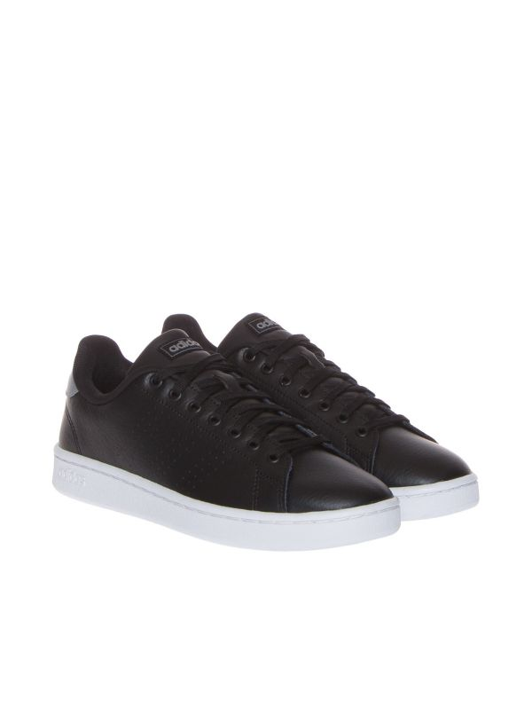 ADIDAS SNEAKERS UOMO F36431 ADVANTAGE NERO