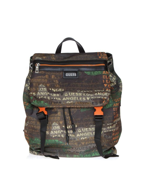 GUESS ZAINO BUSINESS HMSLCMP0305 CAMOUFLAGE