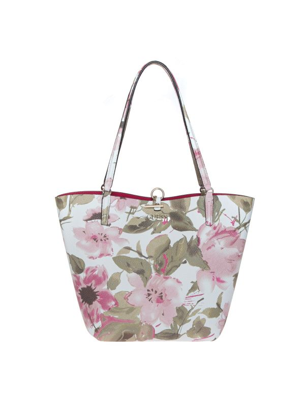 GUESS SHOPPING BAG DONNA HWFS7455230 ALBI FLOREALE