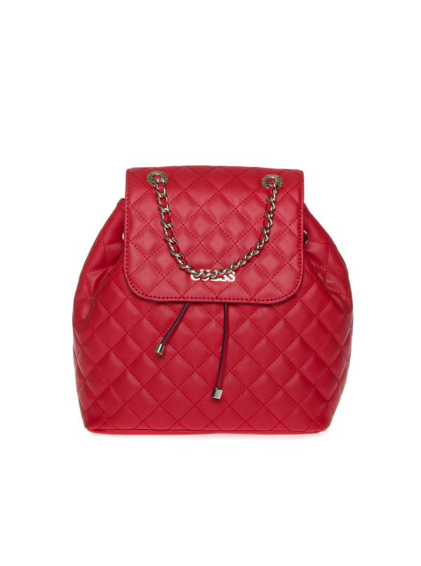 GUESS ZAINO DONNA HWVG7970320 ILLY ROSSO