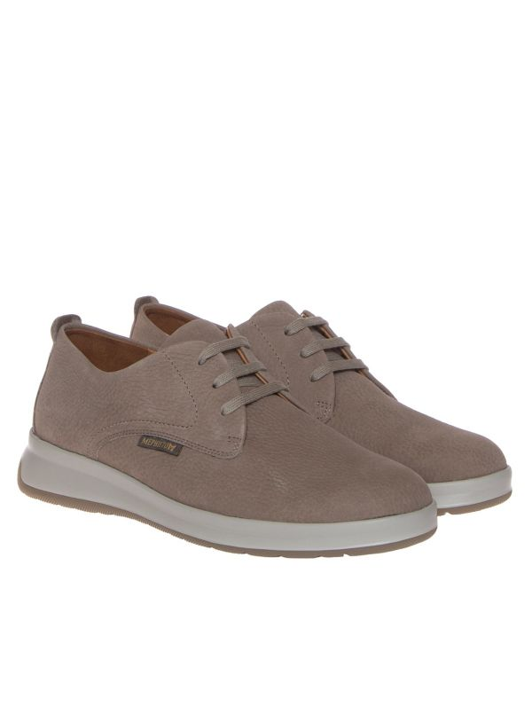 MEPHISTO LESTER SNEAKERS UOMO PELLE TAUPE
