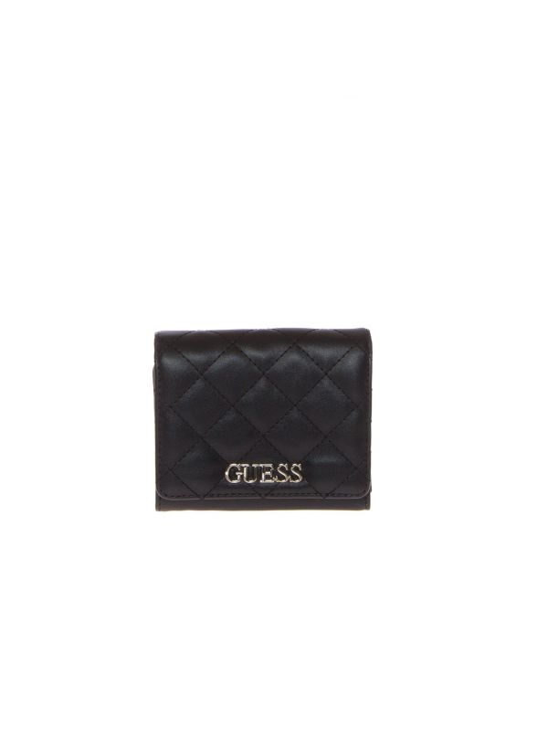 GUESS PORTAFOGIO DONNA SWVG7970430  ILLY NERO
