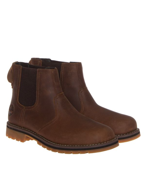 TIMBERLAND BEATLES UOMO TB 0A2NGY F13 CUOIO