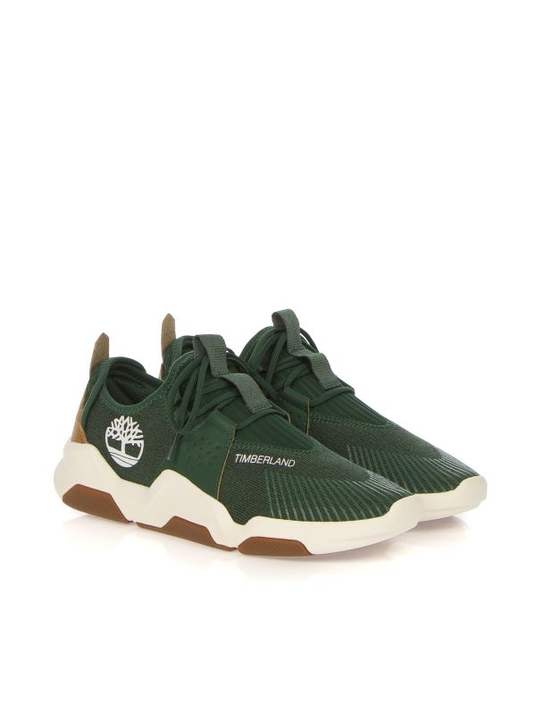 TIMBERLAND EARTH RALLY 0A29TX SNEAKER SLIPON ReBOTL VEGAN VERDE