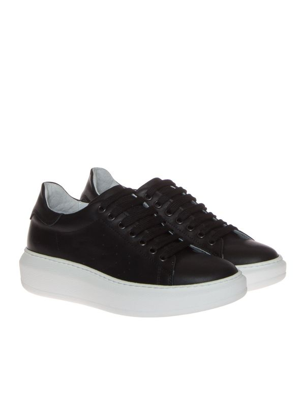 TYKO SNEAKERS DONNA 20028A NERO