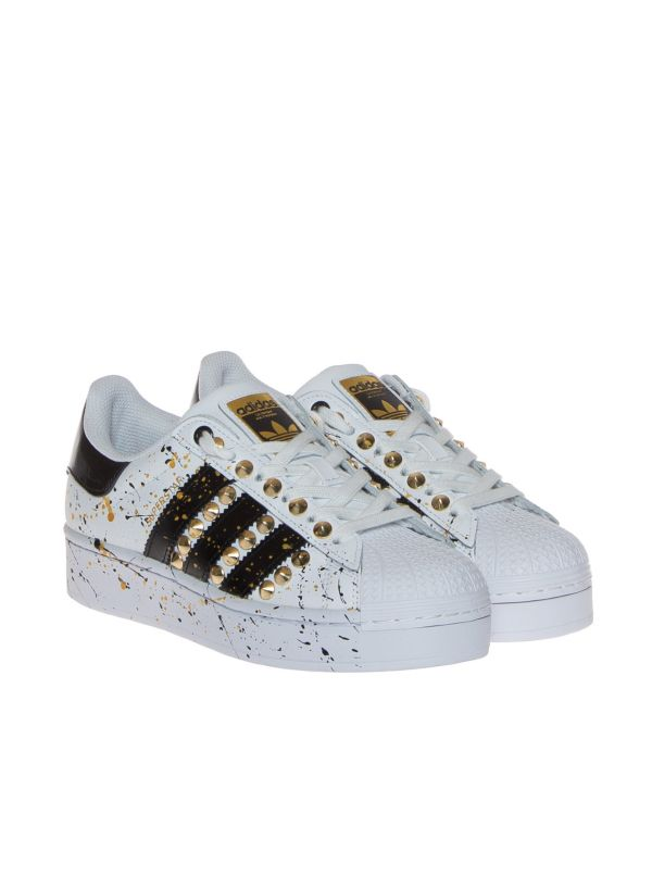 ADIDAS SUPERSTAR BOLD FV3336 SNEAKERS DONNA CUSTOMIZZATE