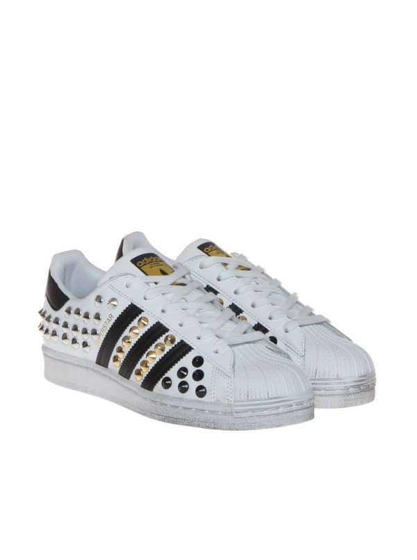 ADIDAS SUPERSTAR EG4958 SNEAKERS DONNA CUSTOMIZZATE