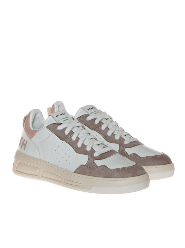 WOMSH SNEAKERS DONNA HY003 VEGAN BIANCO