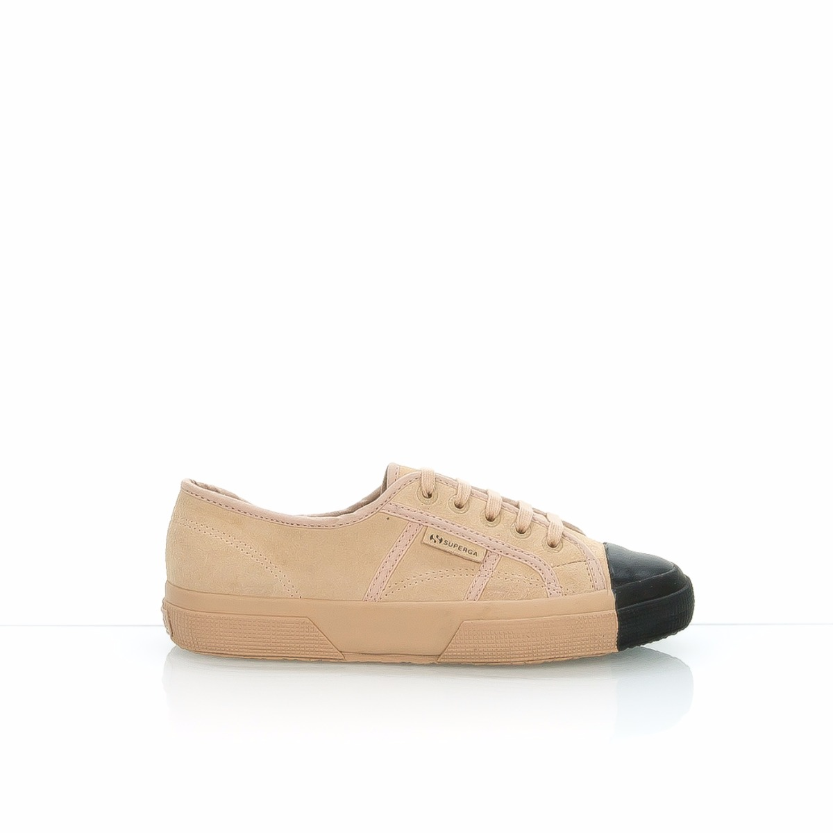 SUPERGA SNEAKERS DONNA S009TCO 941 ROSA LAMÉ